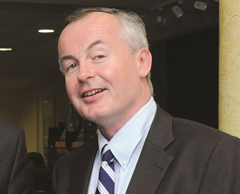 Dr. Brendan O'Shea