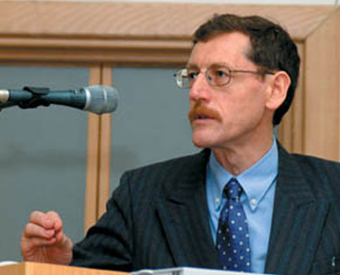 Prof. Gerard Bury